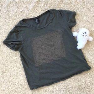 Me to We Short Sleeve Shirt